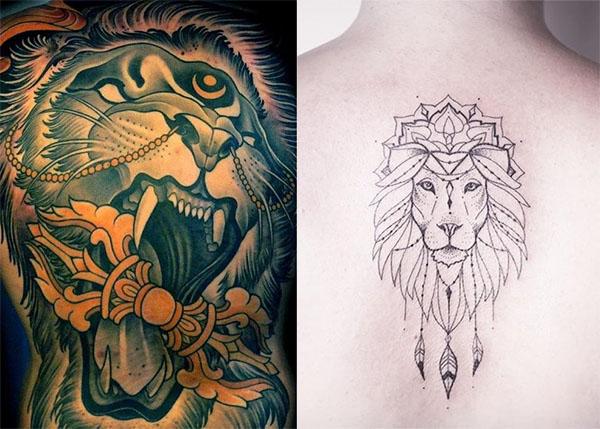 espalda leon hombre2
