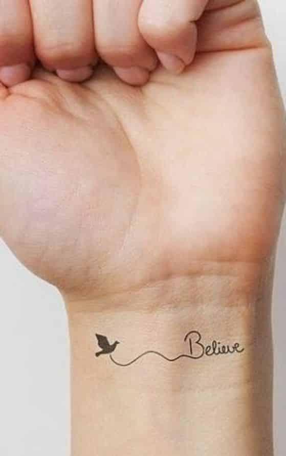 Frases Para Tatuar En La Muñeca