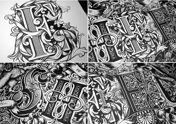 letras para tatuajes goticos