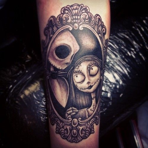 tatuaje gotico pelicula