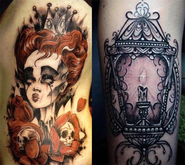 tatuaje personajes de peliculas