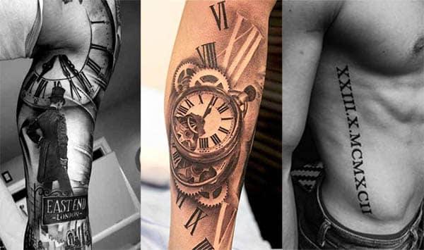 Diseños De Tatuajes Romanos Para Hombres