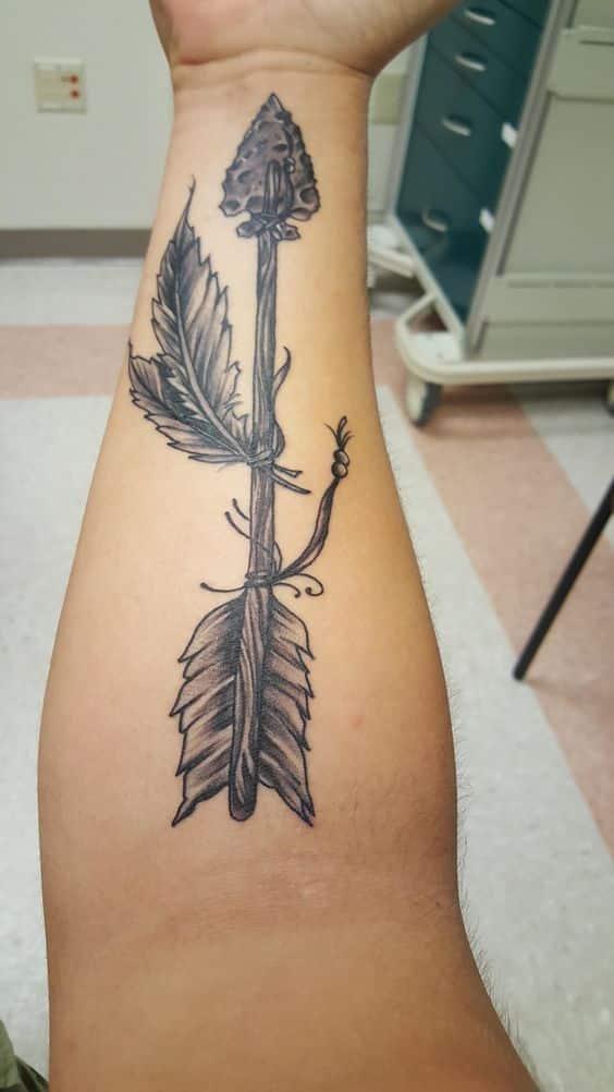 flecha-india-tatuaje