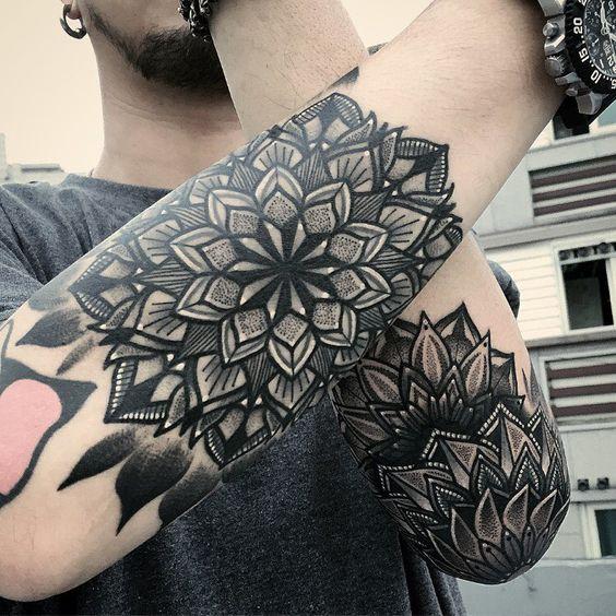 tatuajes en el antrebrazo