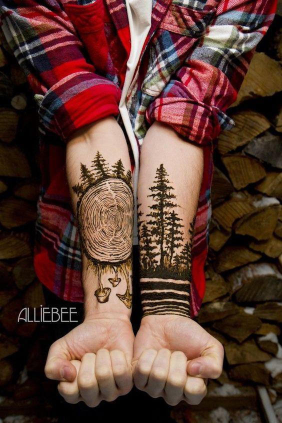 Tatuajes para hombres brazos