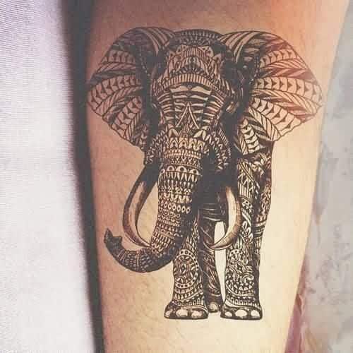 Elefantes Tribales (4)