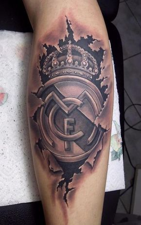 Tatuajes para hombres futbol