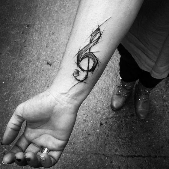 tattoos en la muñeca 3 - +80 Tatuajes para hombres ideas y diseños populares en 2018
