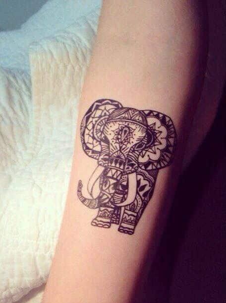 Tatuaje De Mandala Tatuado (1)