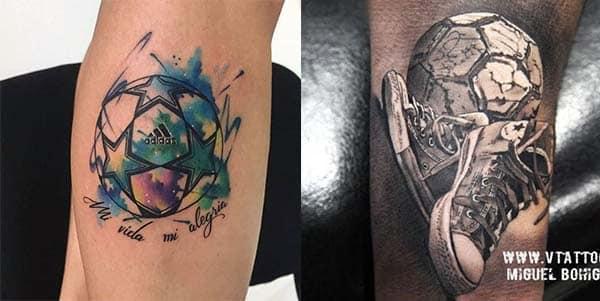 tatuajes de ftbol - Tatuajes Frases Hombres
