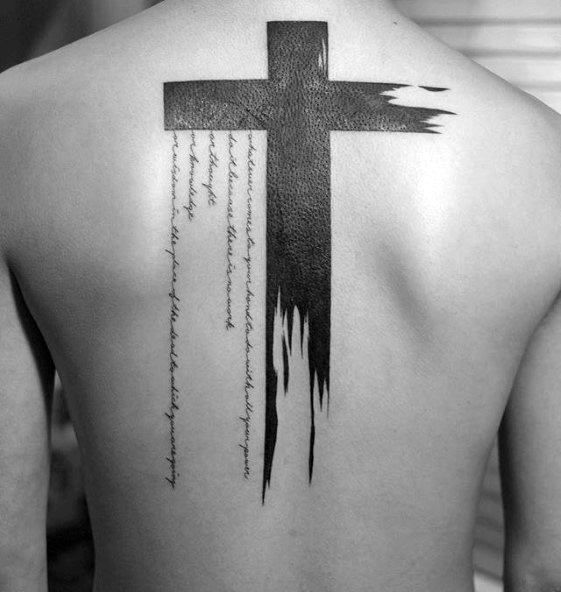 tatuajes en la espalda para hombres 2 - +80 Tatuajes para hombres ideas y diseños populares en 2018