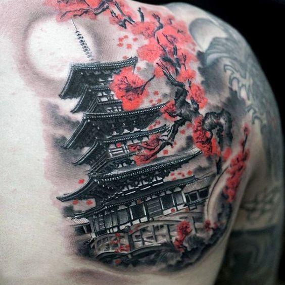 Tatuajes para hombres espalda