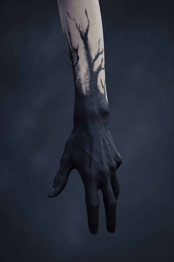 tatuajes en la mano para hombres 5 1 - Tatuajes en la mano diseños para hombres y mujeres con significado
