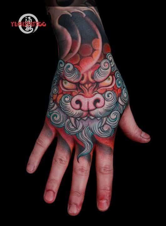 tatuajes en la mano para hombres 6 - +80 Tatuajes para hombres ideas y diseños populares en 2018