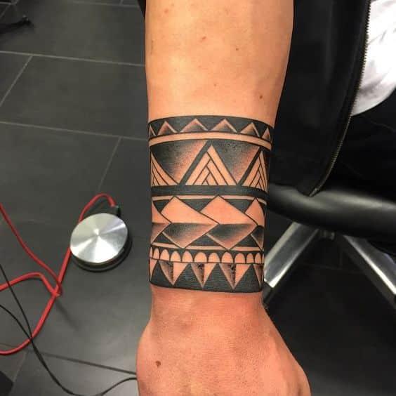 tatuajes en la muñeca para hombres 2 - +80 Tatuajes para hombres ideas y diseños populares en 2018