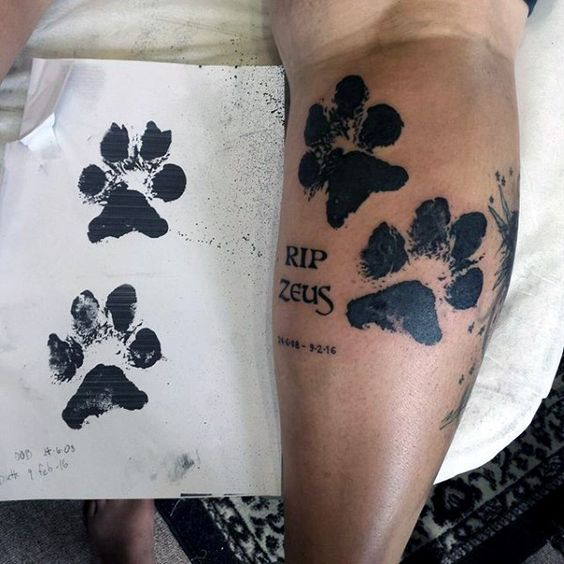 tatuajes en las pantorrillas hombres 4 - 80 Tatuajes en las piernas para hombres y mujeres, tribales, delicados...
