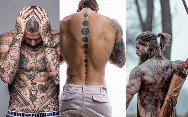 tatuajes para hombres  - +80 Tatuajes para hombres ideas y diseños populares en 2018
