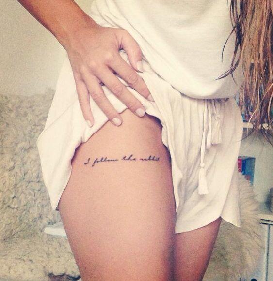 tatuajes pequeños en las piernas 2 - 80 Tatuajes en las piernas para hombres y mujeres, tribales, delicados...