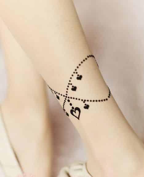 tatuajes pequeños en las piernas 4 - 80 Tatuajes en las piernas para hombres y mujeres, tribales, delicados...