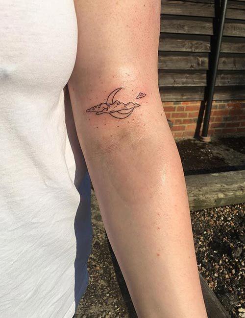 Tatuajes Pequeños Minimalistas (8)