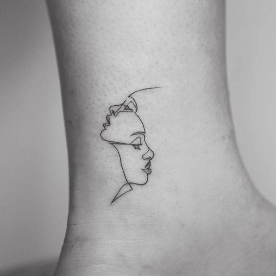 Tatuajes Pequeños Minimalistas (9)