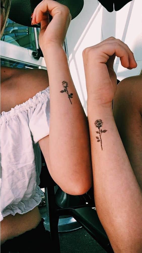 tatuajes pequeños para chicas 5 - Tatuajes pequeños para hombres y mujeres, fotos y diseños geniales