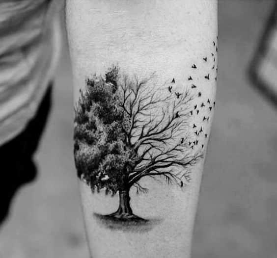 tatuajes pequeños para hombres 11 - Tatuajes pequeños para hombres y mujeres, fotos y diseños geniales