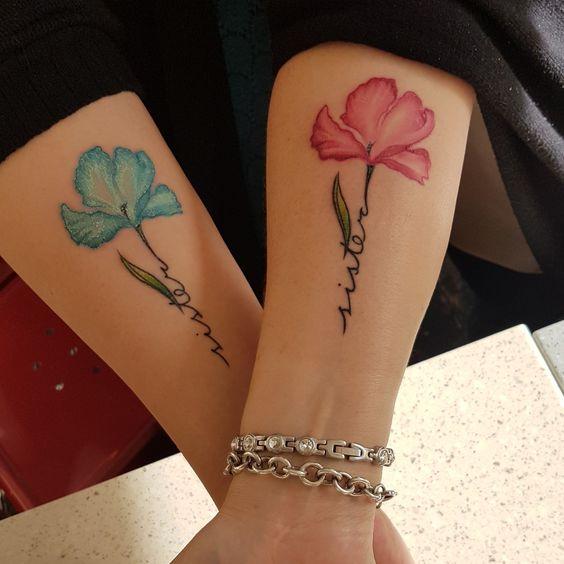 Frases Para Tatuajes De Hermanas (2)
