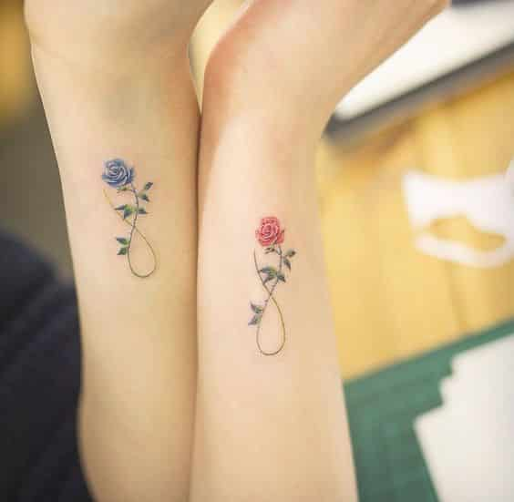 Los Mejores Tatuajes Para Hermanas (4)