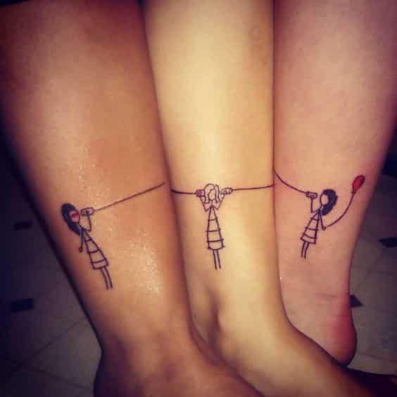 Tatuajes Originales Para Hermanas (2)