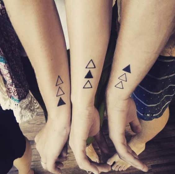 Tatuajes Para Hermanas Diseños Originales Para Demostrar Amor