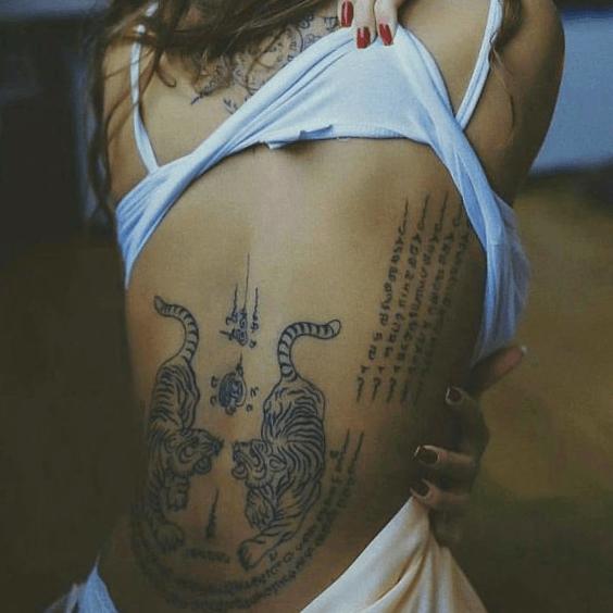 Tatuajes Para Mujeres En Los Senos