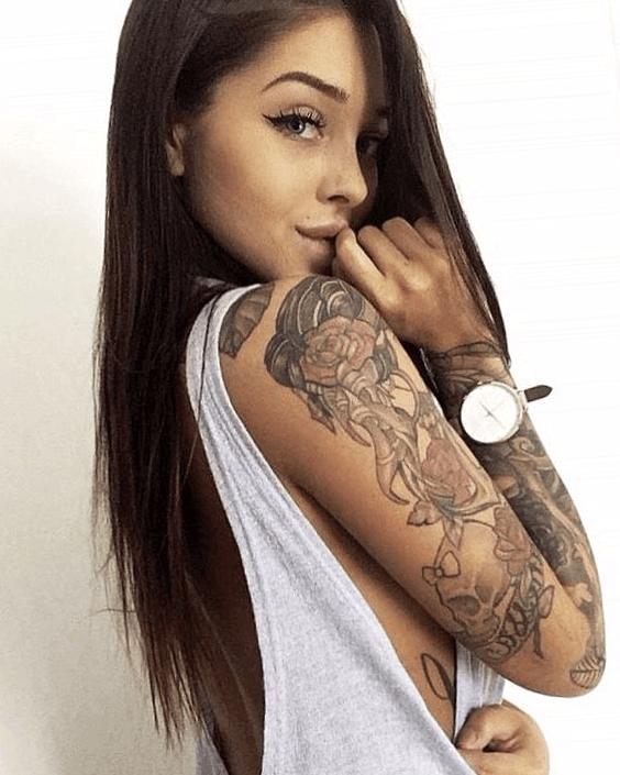Tatuajes Para Mujeres Pequeos