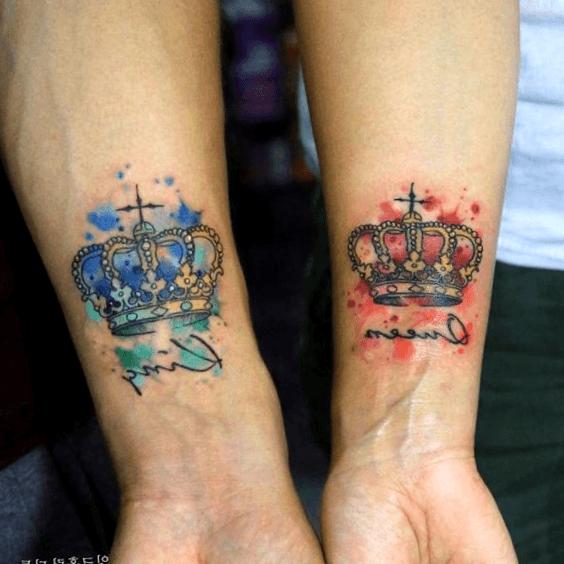 Tatuajes Para Parejas En Los Dedos