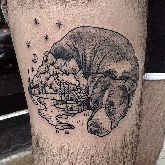 Perros Tatuados (10)
