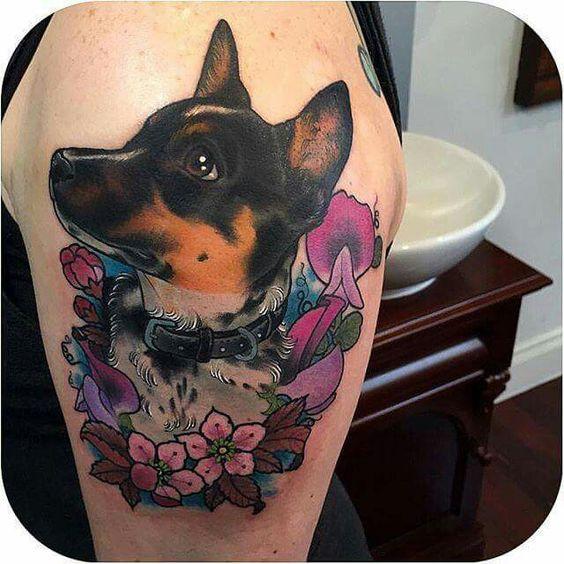 Perros Tatuados (3)
