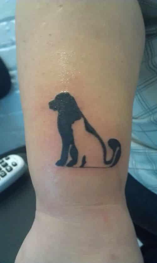 Tattoos De Perros Y Gatos (2)