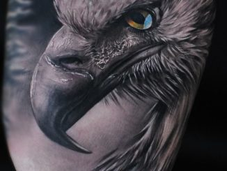 Tatuaje De Aguila (2)