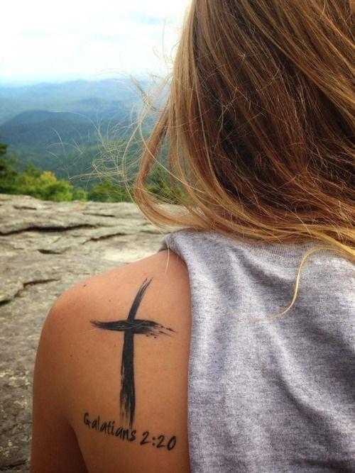 Tatuaje De Cruces Mujeres (5)
