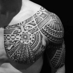 Tatuaje En El Hombro Hombres (5)