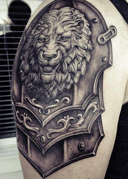 Tatuaje En El Hombro Hombres (7)