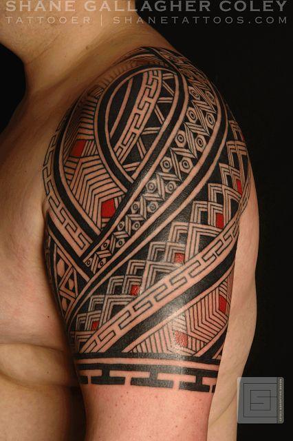 Tatuaje En El Hombro Hombres (8)