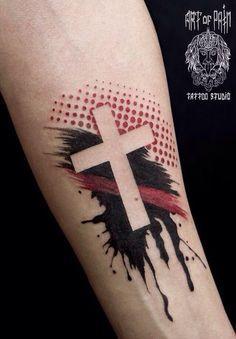 Tatuajes De Cruces (3)