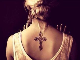 Tatuajes De Cruces (4)