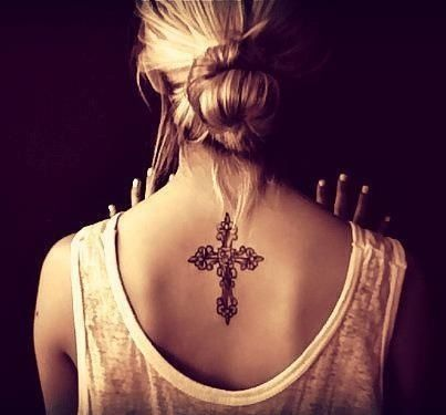 Tatuajes De Cruces Significados Tendencias
