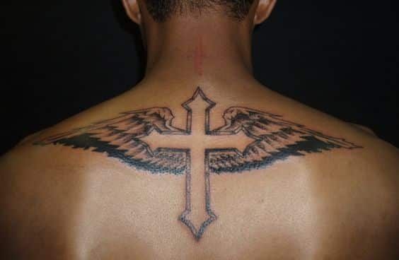 Tatuajes De Cruces Para Hombres (2)