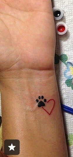 Tatuajes De Huellas (2)