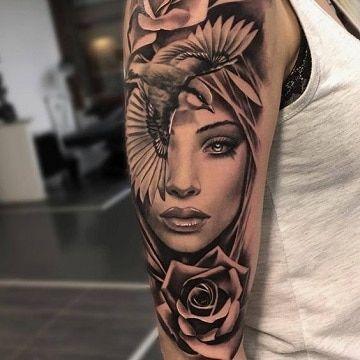 Tatuajes De Pajaros Hombres (1)