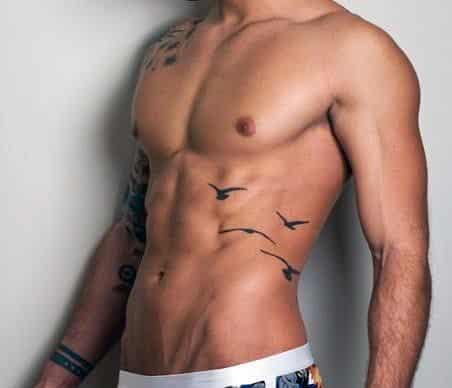 Tatuajes De Pajaros Hombres (2)