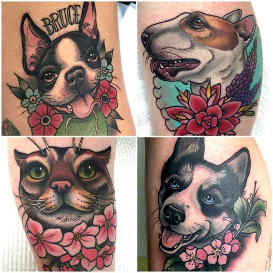 Tatuajes De Perros (3)